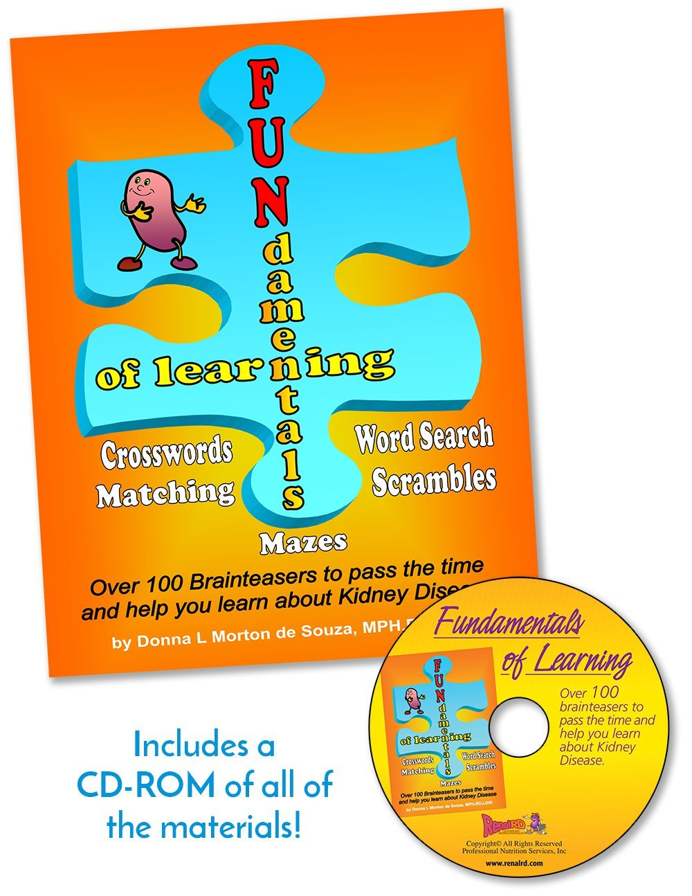 FUNdamentals of Learning CD-ROM (includes a FUNdamentals of Learning Workbook!)